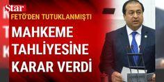 FETÖ'den tutuklanan eski milletvekili tahliye edildi: #Mersin'de, Fetullahçı Terör Örgütü/Paralel Devlet Yapılanması'na (FETÖ/PDY) ilişkin davada tutuklu yargılanan eski AK Parti #Mersin Milletvekili Ahmet Tevfik Uzun'un tahliyesine karar verildiği öğrenildi.