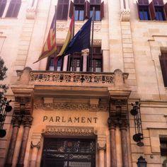 Местный Парламент. Пальма-де-Майорка.