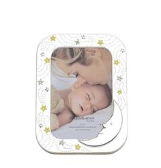 """This precious frame is the perfect addition to any nursery! Let it preserve an even more precious picture of your little one. 