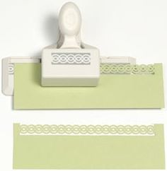 Martha Stewart Punch - Double Edge - Double Link Trim