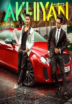 Download Akhiyan - Falak Shabir ft. Arjun Video Songs
