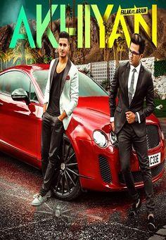 Download Akhiyan - Falak Shabir ft. Arjun Video Songs