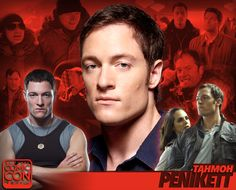 *PIN to WIN* Meet Tahmoh Penikett at #SLCC16! Known for roles on Battlestar Galactica and Supernatural! #utah