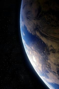 The earth. If you really look at it. It means more than what meets the eye.