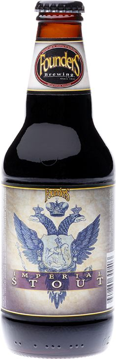 Imperial Stout - Founders - Beerdisciples.com