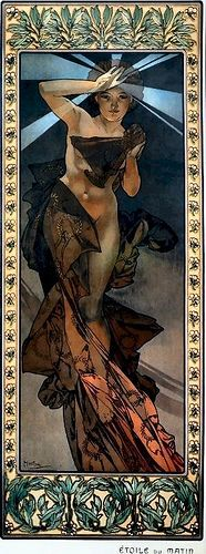 Free To Use ~ Morning Star 1902 by Suzee Que, via Flickr