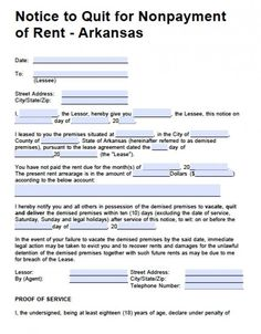 30-60 Day Termination of Tenancy Notice - Free Eviction ...