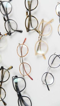 Oliver Peoples Eyewear // Collection