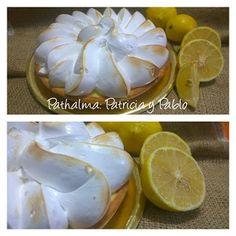 PATHALMA :  Patricia y Pablo:  tarta Lemon Pie