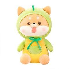 Kawaii Plush, Cute Plush, Alpaca Plushie, Corgi Plush, Dinosaur Costume, Cute Corgi, Cute Stuffed Animals, Artisanal, Plushies