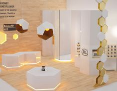 """Check out this @Behance project: """"Food fair exhibition stand design"""" https://www.behance.net/gallery/14764565/Food-fair-exhibition-stand-design"""