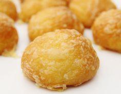 La Cuisine de Bernard: Les Gougères au Fromage
