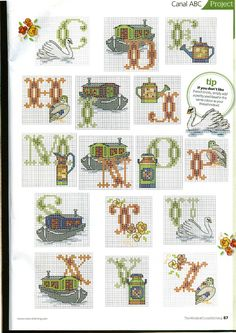 Gallery.ru / Фото #66 - The world of cross stitching 180 - missverstand