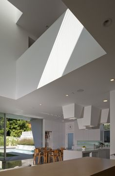 Holleb Residence by John Friedman Alice Kimm Architects / Santa Monica, CA, USA