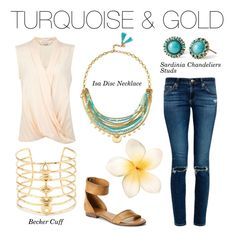 Stella & Dot - Turquoise & Gold #SummerCollection #Stelladot #StelladotStyle #Summer #Turquoise