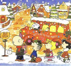 Peanuts Cartoon, Peanuts Snoopy, Vintage Christmas Images, Christmas Pictures, Peanuts Christmas, Christmas Fun, Linus Van Pelt, Snoopy Love, Santa Claus Is Coming To Town