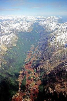 Tierra del Fuego, Argentina by dlizr