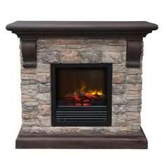 22 Best Faux Stone Electric Fireplace Images In 2014