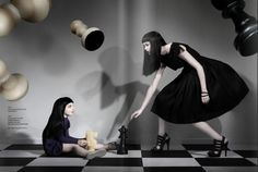 """Small Fragments of Time"""" editorial—featured in Twill Magazine -shot by Lucia Giacani"""