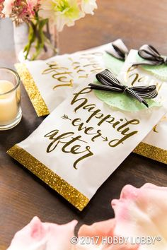 Create Wedding Favors That Are Cute And Easy To Diy Modern