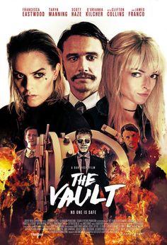 James Franco Unleashes Evil in The Vault Trailer
