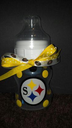 Steelers bottle