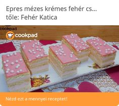 Hungarian Desserts, Cake Recipes, Decorative Boxes, Gift Wrapping, Sweets, Snacks, Cookies, Gifts, Food