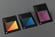 In collaboration with Yorkshire-based brand Colour Options, designer Lee Goater and his then intern Alex Finney have developed their stunning new brand and marketing material, also known as the 'Print…