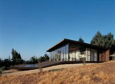 Deck House in Chile by Assadi + Pulido Architects