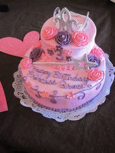 PRINCESS CAKE IDEAS - We have lots of princess parties at Monkey Bizness!