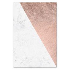 Bloco de mármore branco da cor do ouro cor-de-rose gold papel  Imagens para customizações de caderno e agendas//Diy