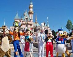Disneyland - Anaheim, California, USA