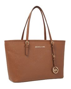 Obsessed with this. Perfect for job interviews/taking laptop on the go!  Michael Kors  Jet Set Saffiano Tablet Travel Tote