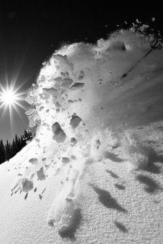 Elk Mountains of Colorado - SKier- Ashley Magnuson