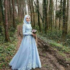 Occasions dress hijab