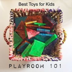 PLAYROOM 101 Top Tips for organizing, maintaining, and using your playroom. | Guest Post on Best Toys for Toddlers from Bambini Travel