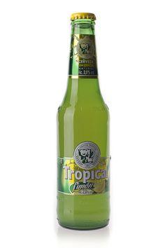Cerveza con limón natural Tropical  http://tuaperitivo.com/22-cerveza-artesanal