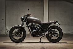 #custom #motorcycles #Motorecyclos #bikes Jap Rat #scrambler #caferacer based on #yamaha xj 600