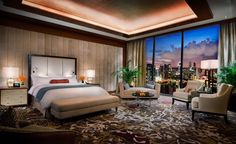 Presidential Suite in Marina Bay Sands - Singapore Hotel