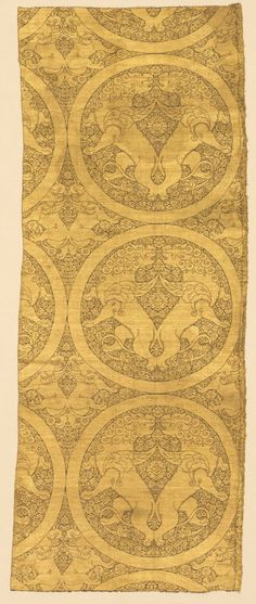Cloth of Gold, Winged Lions and Griffins | Page 2 | Cleveland Museum of Art