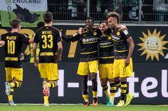 Bilder der Bundesliga-Partie zwischen dem VfL Wolfsburg und Borussia Dortmund.