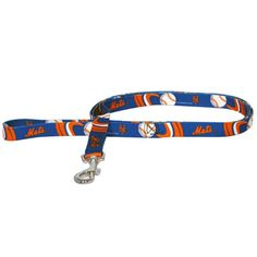 Hunter MFG New York Mets Dog Leash -- Read more  at the image link.