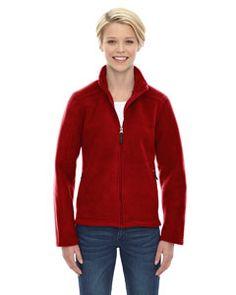 78190 Ash City - Core 365 Ladies' Journey Fleece Jacket
