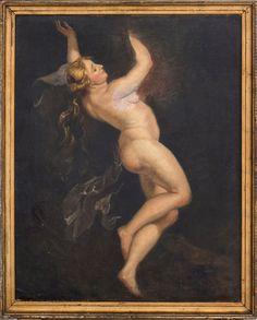 Quadro pintado a oleo do inicio do sec.19th, depois de Rubens, 82cm X 66cm, 4,690 USD / 4,090 EUROS / 16,190 REAIS / 30,250 CHINESE YUAN soulcariocantiques.tictail.com