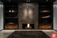 Alphenberg Leather - Lederen wandafwerking - Hoog ■ Exclusieve woon- en tuin inspiratie.