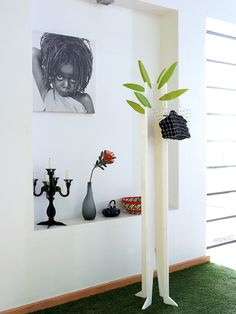 Make Your Own Coat Rack / No home should be without one and they are versatile and easy to make Tiny House Storage, Interior Design Photos, Coat Stands, Interior Exterior, Unique Photo, Make Your Own, Home Furniture, Furnitures, Stuff To Buy