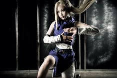 Linzu(綸子) Ino Yamanaka Cosplay Photo - WorldCosplay