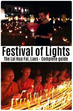 旅行 Festival of Lights (The Lai Hua Fai), Laos Festival Lights, Travel Plan, Southeast Asia, Laos, Alcoholic Drinks, Beautiful Places, Fishing, Traveling, Bucket