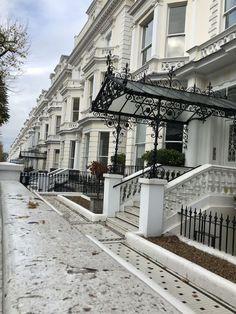 Victorian House London, London House, London Life, Kensington House, Kensington London, British Architecture, Amazing Architecture, Townhouse Exterior, London Dreams