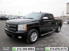 2009 Chevrolet Chevy Silverado 1500   Truck Extended Cab $20,700 114070 miles…
